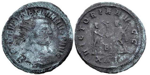 néo Antoninien  Maximien Hercule Siscia Ric_0510