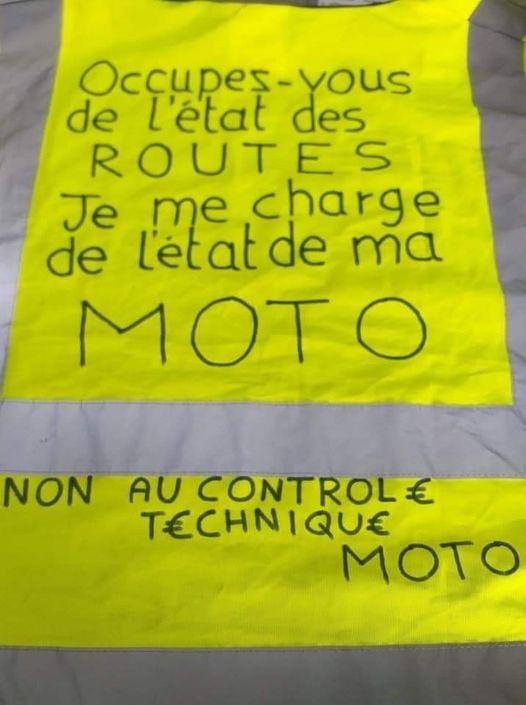 Manifestation contre le controle technique  17095010