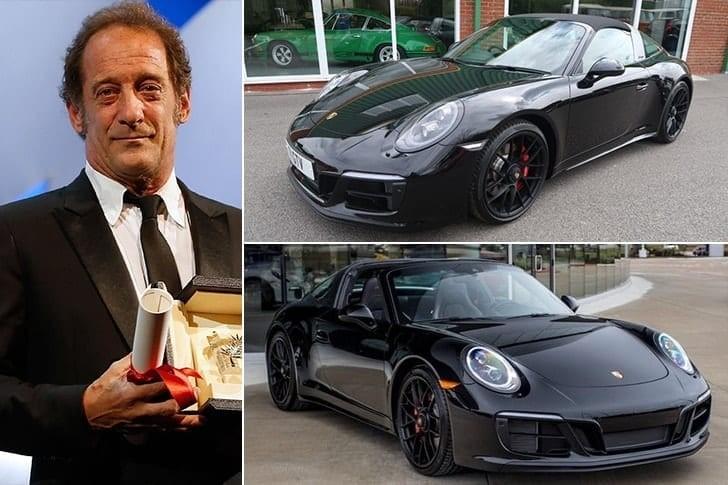 Les célébrités et leur Porsche 4110