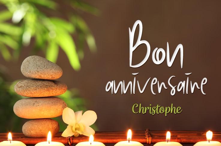 ANNIVERSSAIRE CHRISTOPHE Christ10