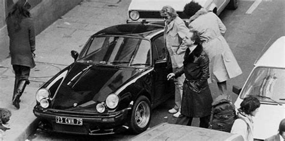 Les célébrités et leur Porsche Extern10