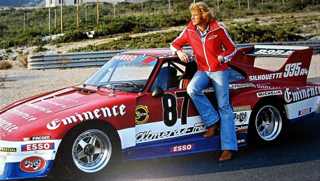 Les célébrités et leur Porsche Image10