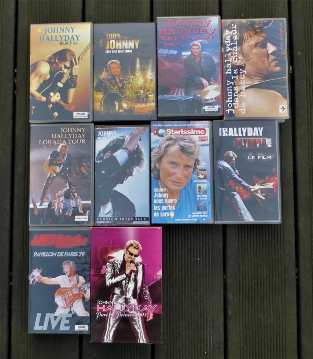 cassettes VHS concert Img_0010
