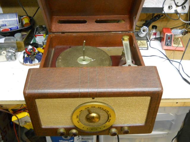 Zenith Cobra record player 00510