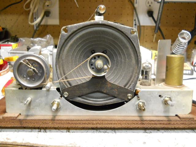 Zenith Cobra record player 01110