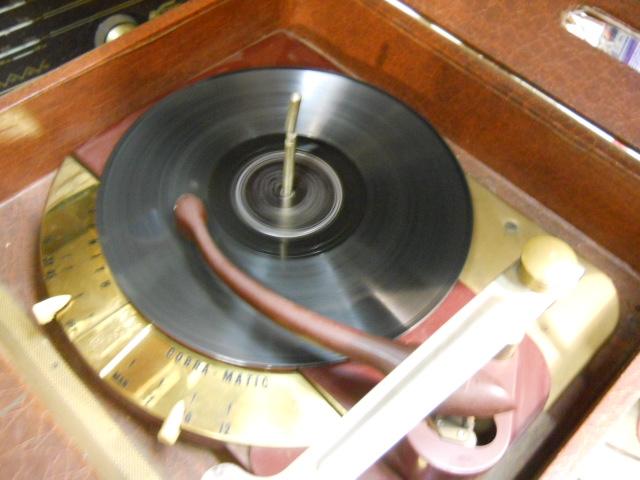 Zenith Cobra record player 01710