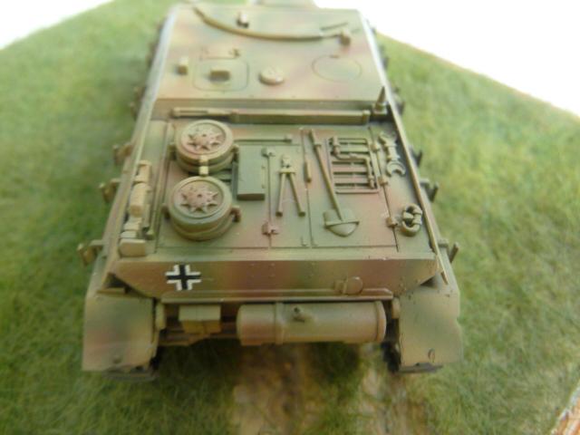Jagdpanzer IV version tardive Hasegawa 1/72 P1170711