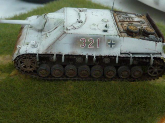 Jagdpanzer IV version tardive Hasegawa 1/72 P1170712