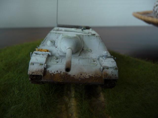Jagdpanzer IV version tardive Hasegawa 1/72 P1170713