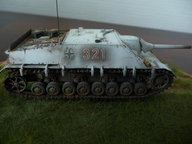Jagdpanzer IV version tardive Hasegawa 1/72 P1170714