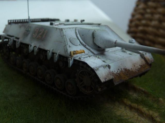 Jagdpanzer IV version tardive Hasegawa 1/72 P1170715
