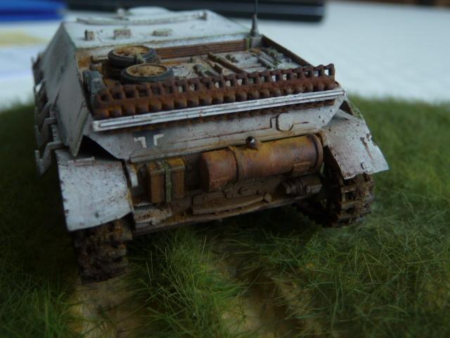 Jagdpanzer IV version tardive Hasegawa 1/72 P1170716