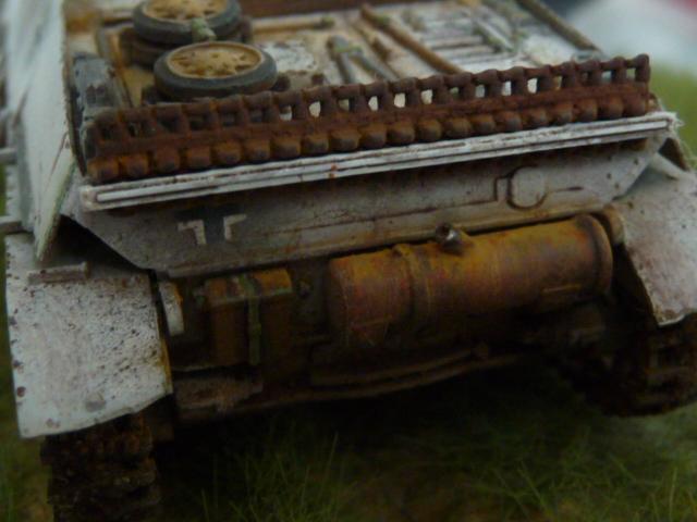 Jagdpanzer IV version tardive Hasegawa 1/72 P1170722