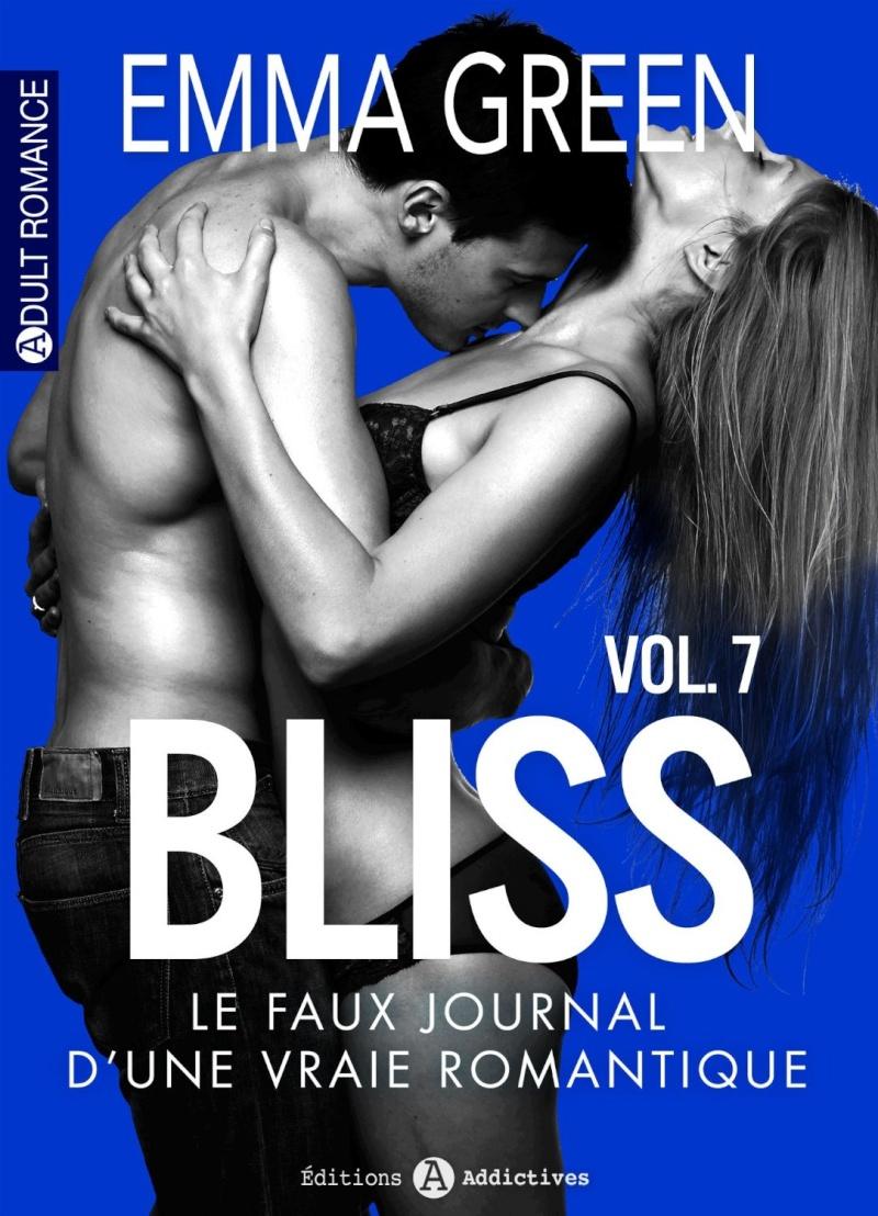 GREEN Emma - BLISS : Le faux journal d'une vraie romantique volume 7/12 819oxl10