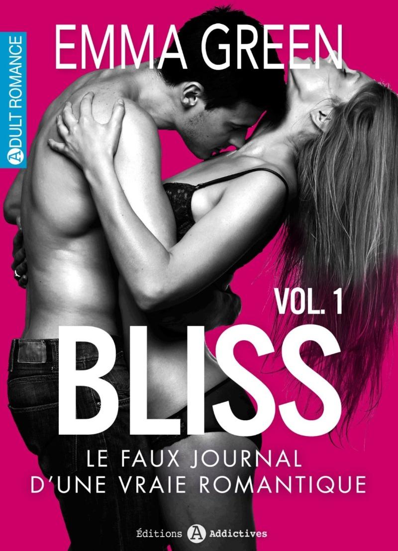 GREEN Emma -BLISS : Le faux journal d'une vraie romantique vol 1/12 81fam811