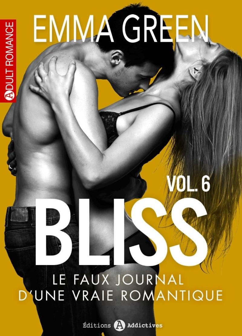GREEN Emma - BLISS : Le faux journal d'une vraie romantique volume 6/12 81gbed10
