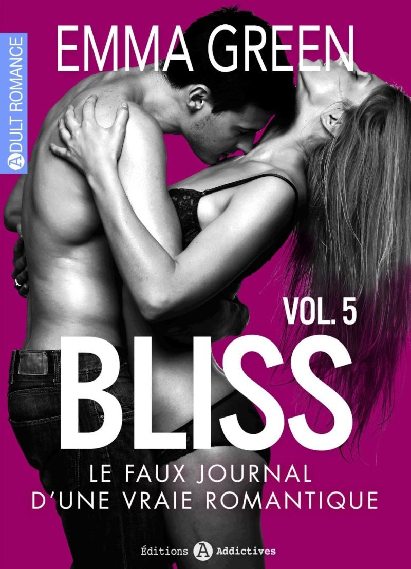 GREEN Emma - BLISS : Le faux journal d'une vraie romantique volume 5/12 81rhdt10