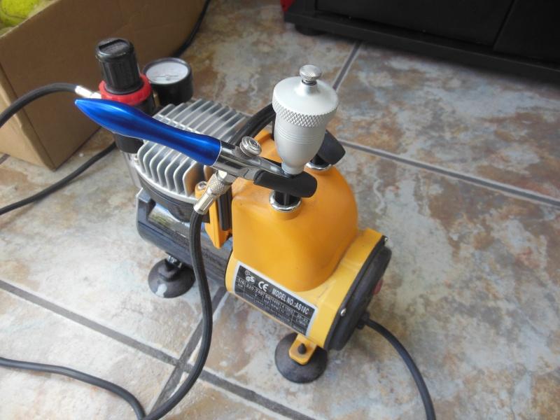Sandblasting engines Blasti10