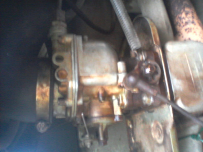 perte d'essence au carbu Photo-19