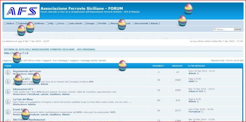Contest: Decora il tuo forum e vinci crediti per pasqua! Screen10