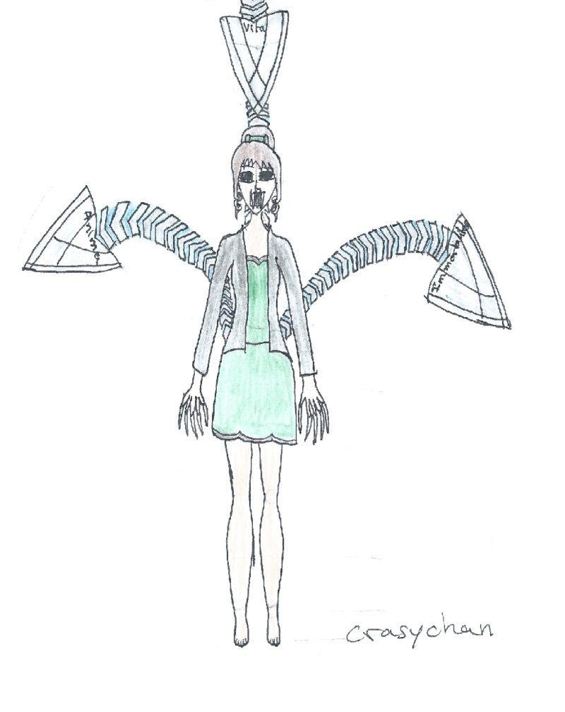 [Dessin] Quelques dessins...  Emilie11
