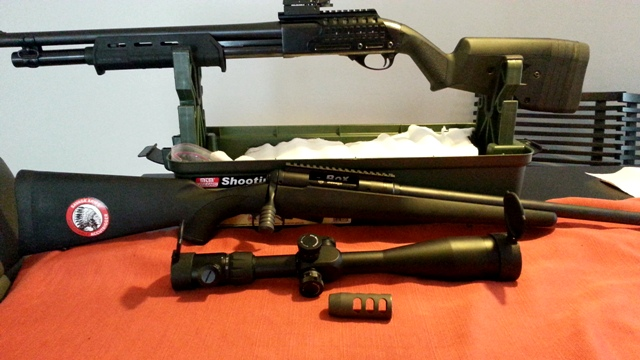 Montrez nous vos Fusil/shotgun Tactical photos svp - Page 4 Magpul12