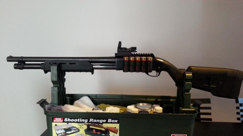 Montrez nous vos Fusil/shotgun Tactical photos svp - Page 4 Magpul13