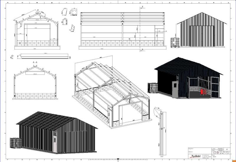 Fabrication de mon atelier  Atelie10