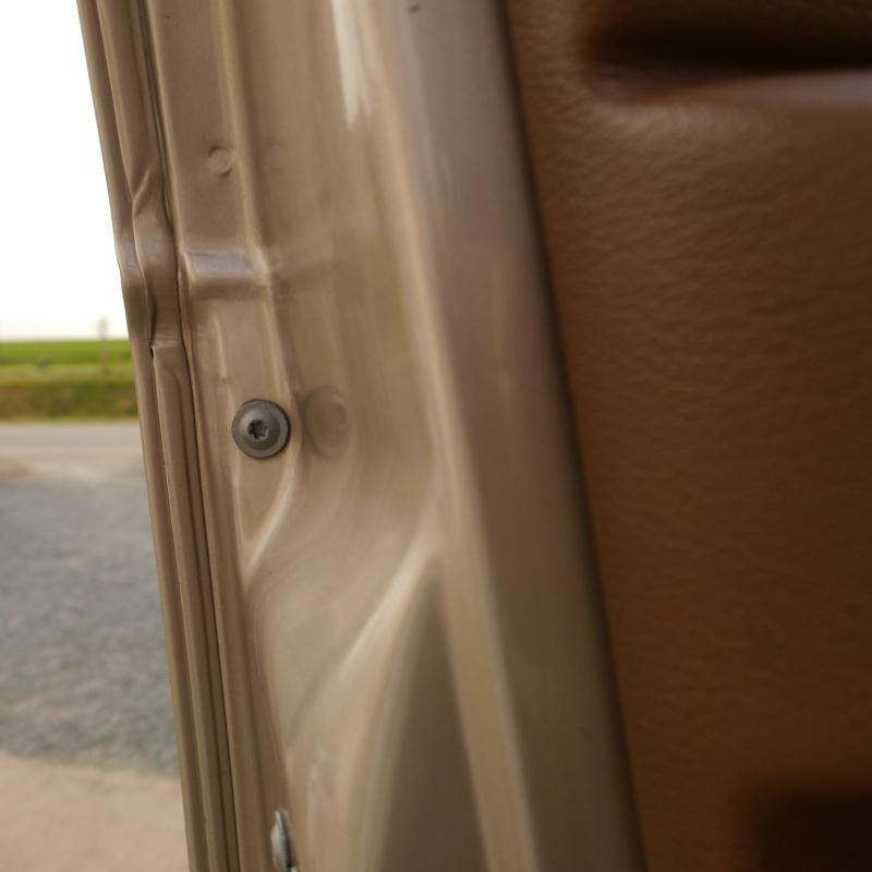 TUTO: Remplacement de la serrure de porte côté chauffeur P1010216