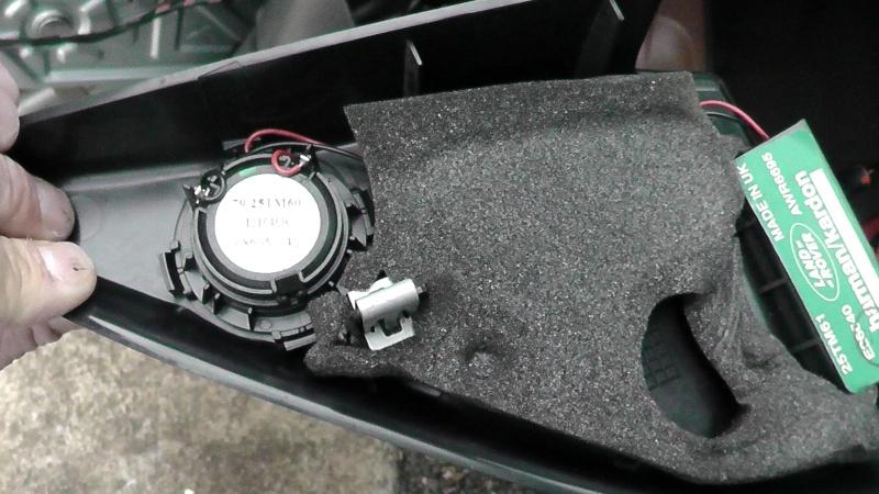TUTO: Remplacement de la serrure de porte côté chauffeur S1350010