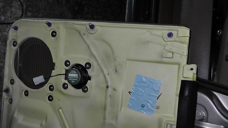 TUTO: Remplacement de la serrure de porte côté chauffeur S1350011