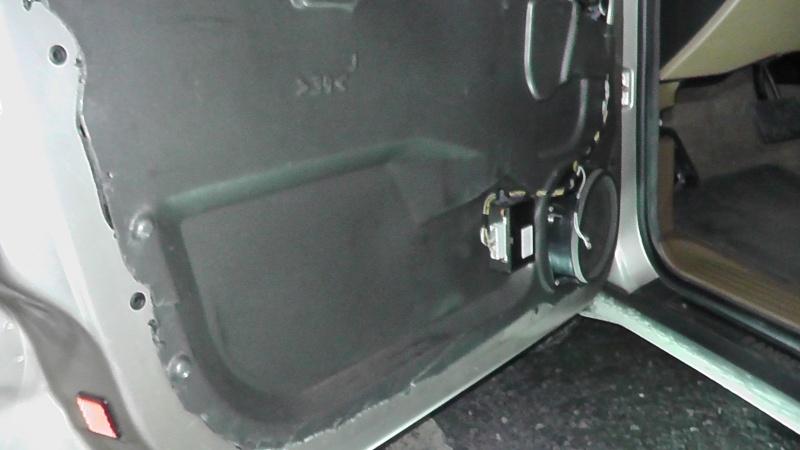 TUTO: Remplacement de la serrure de porte côté chauffeur S1350024