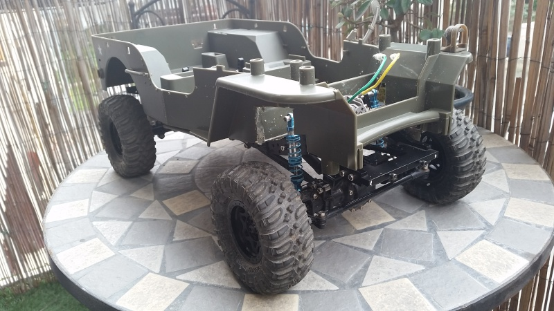 Jeep Willys 1/6 20150312