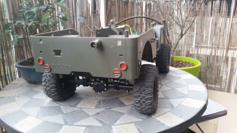 Jeep Willys 1/6 20150313