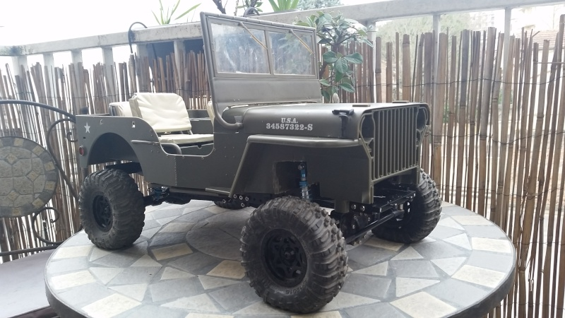 Jeep Willys 1/6 20150314