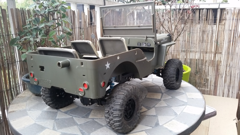 Jeep Willys 1/6 20150315