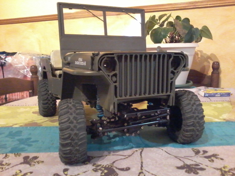 Jeep Willys 1/6 - Page 2 20150319
