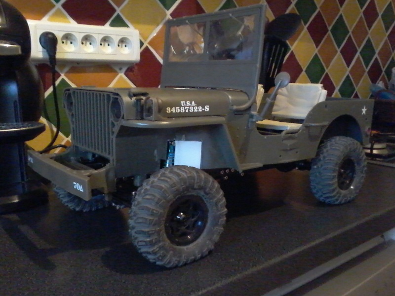 Jeep Willys 1/6 - Page 2 20150323