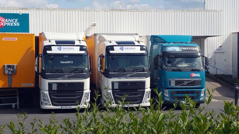 Groupe Bernis Geodis France Express 20150511