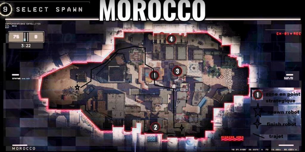hardpoint et dernier rempart, les maps Morocc10