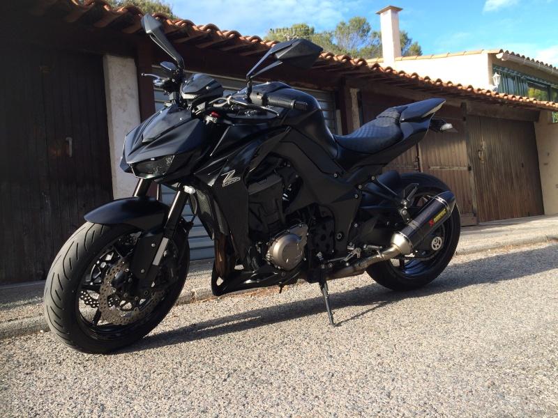 [VENDU] Kawasaki Z1000 2014 Black  Img_0712