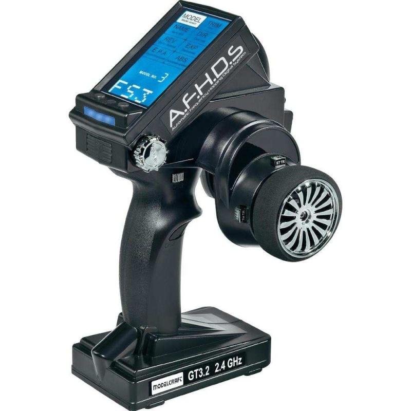 nouvelle radio pour MR03 Sport - la KT - 432P Gt310
