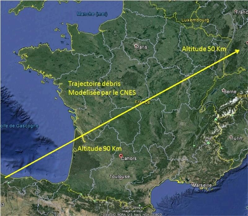 1990: le 05/11 à 19h00 - Disques lumineux -  Ovnis à Cahors - Lot (dép.46) 05119010