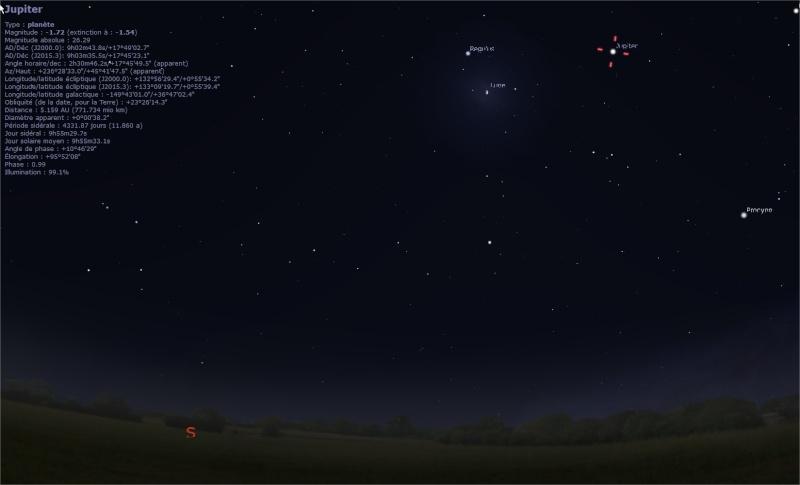 2015: le 27/04 à 23h - Lumière étrange dans le ciel  -  Ovnis à Douai - Nord (dép.59) Jupite10