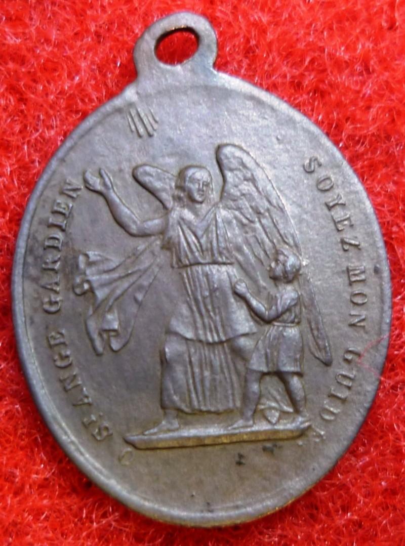 Médaille St-Raphaël et Tobie - fin XIX/XXème P1040520