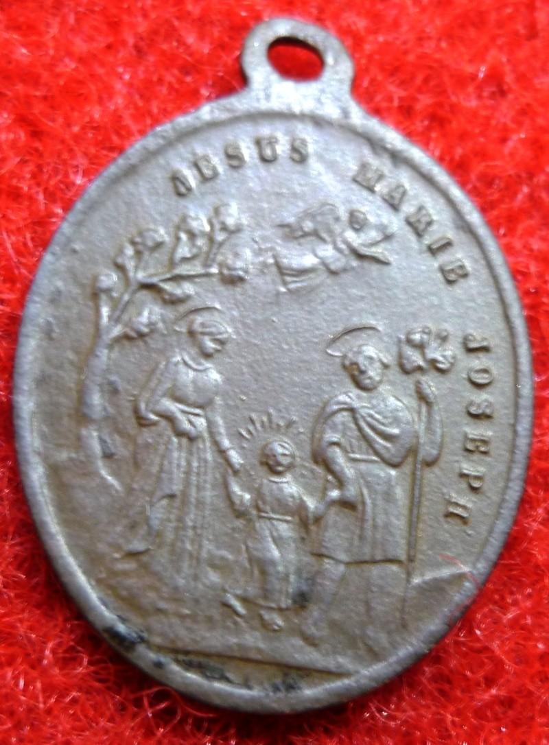 Médaille St-Raphaël et Tobie - fin XIX/XXème P1040521