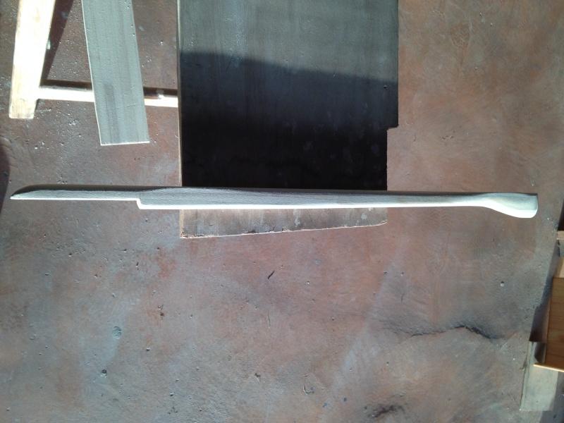 Mât et fuselage avec âme en bois Img_0210
