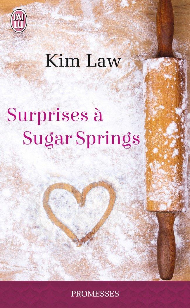 LAW Kim - SUGAR SPRINGS - Tome 1 : Surprises à Sugar Springs  71idcu10