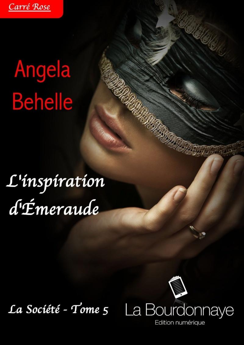 BEHELLE Angela - LA SOCIETE - Tome 5 : L'inspiration d'émeraude 81bb7w10