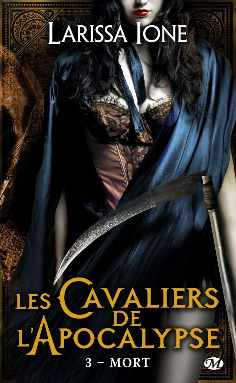 IONE Larissa - LES CAVALIERS DE L'APOCALYPSE - Tome 3 (DEMONICA 8) : Mort 81bcmn10
